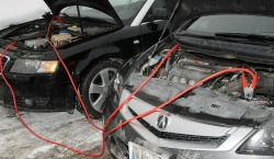 How to Jump-Start Your Car Safely